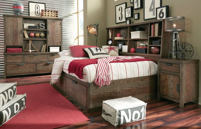 Legacy Classic Furniture | Youth Bedroom Bookcase Lounge Bed Twin in Lynchburg, Virginia 10596