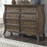 Liberty Furniture | Bedroom (598-BR) Bombay Bureau Dressers in Winchester, Virginia 2937