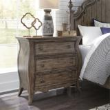 Liberty Furniture | Bedroom (598-BR) 3 Drawer Bedside Chests in Richmond,VA 2931