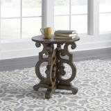 Liberty Furniture | Occasional Round End Table in Richmond Virginia 8336