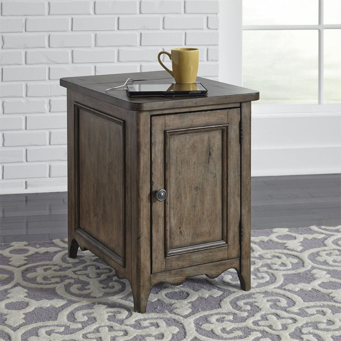 Liberty Furniture | Occasional Door Chair Side Table in Richmond Virginia 8343