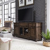 Parisian Marketplace (598-TV) Entertainment 76 Inch TV Console in Richmond,VA 18225
