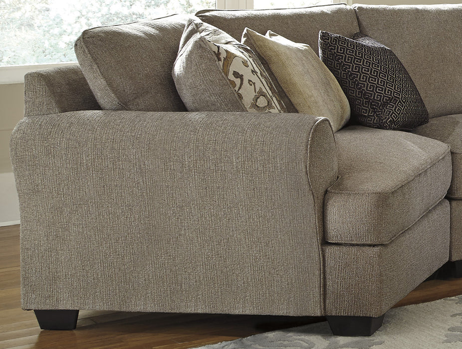 Ashley Furniture | Living Room 5 Piece Sectional With Left Cuddler in Pennsylvania 7464