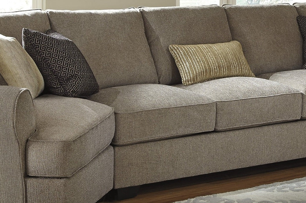 Ashley Furniture | Living Room 5 Piece Sectional With Left Cuddler in Pennsylvania 7463