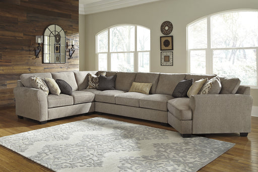 Ashley Furniture | Living Room 5 Piece Sectional With Right Cuddler in Pennsylvania 7455