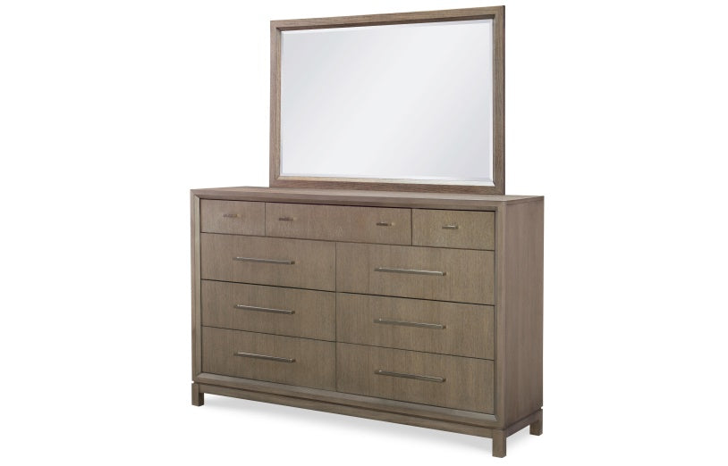 Legacy Classic Furniture | Bedroom Queen Uph Shelter Bed 4 Piece Bedroom in New Jersey, NJ 6847