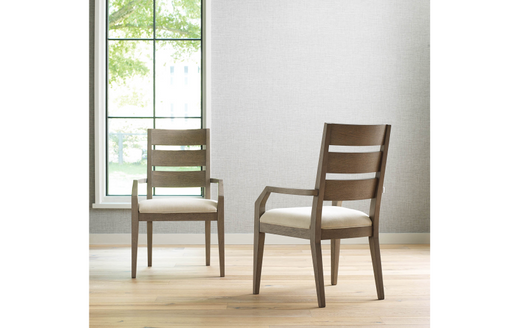 Legacy Classic Furniture | Dining Ladder Back Arm Chairs in Richmond Virginia 516
