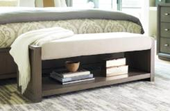 Legacy Classic Furniture | Bedroom Upholstered Bench in Richmond,VA 6700