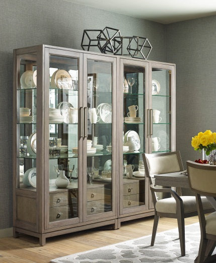 Legacy Classic Furniture | Dining Bunching Display Cabinet in Annapolis, Maryland 4743