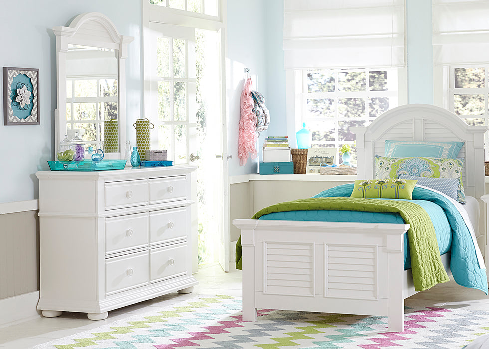 Liberty Furniture | Youth Bedroom II Twin Panel 3 Piece Bedroom Sets in Annapolis, Maryland 1045