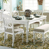 Liberty Furniture | Casual Dining Rectangular Leg Tables in Richmond Virginia 15925