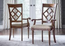 Legacy Classic Furniture | Dining Diamond Back Arm Chair in Richmond,VA 5188