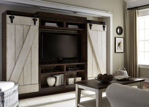 Liberty Furniture | Entertainment Center with Piers in Pennsylvania 2073