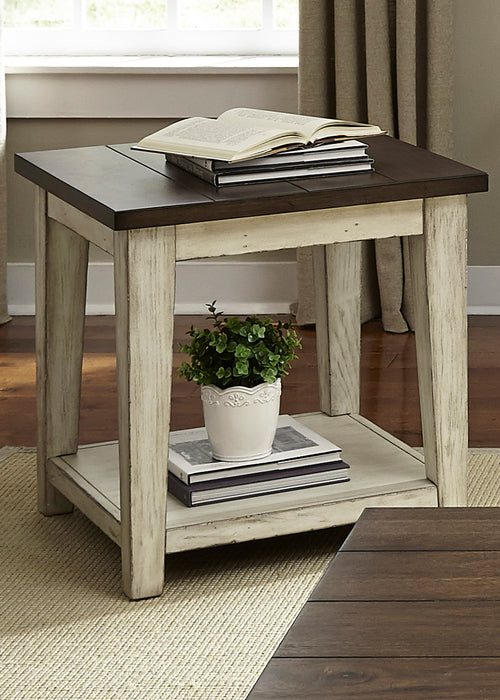 Liberty Furniture | Occasional End Table in Lynchburg, Virginia 723