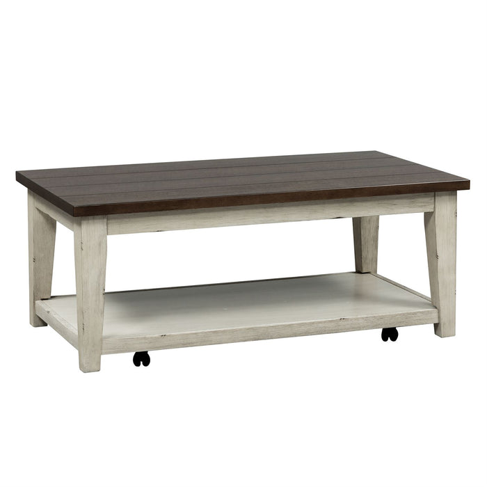 Liberty Furniture | Occasional Cocktail Table in Washington D.C, Northern Virginia 4285