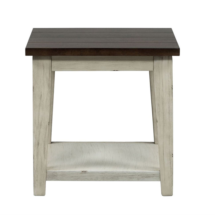 Lancaster Occasional End Table