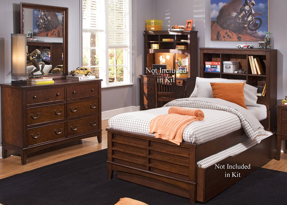 Liberty Furniture | Youth Full Bookcase 3 Piece Bedroom Sets in Winchester, Virginia 1539
