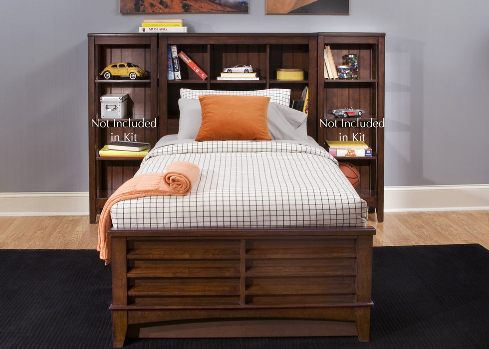 Liberty Furniture | Youth Twin Bookcase 3 Piece Bedroom Sets in Baltimore, Maryland 1544