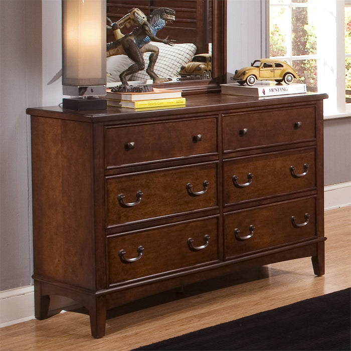 Liberty Furniture | Youth Double Dressers in Richmond Virginia 1508