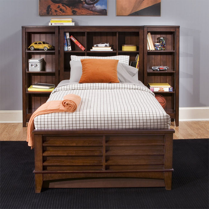 Liberty Furniture | Youth Twin Bookcase Beds in Winchester, Virginia 1529