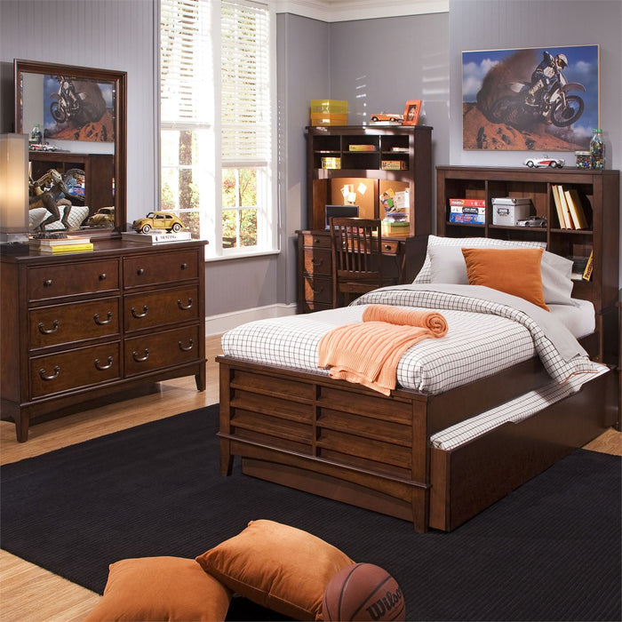 Liberty Furniture | Youth Twin Bookcase 3 Piece Bedroom Sets in Baltimore, Maryland 1543