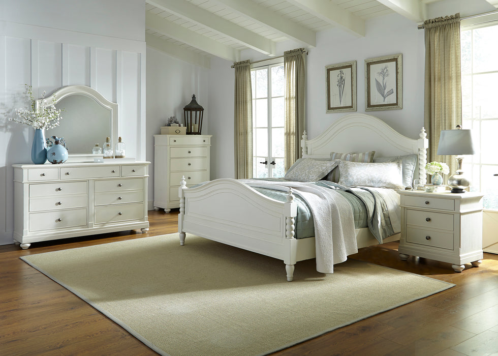 Liberty Furniture | Bedroom King Poster 4 piece Bedroom Set in New Jersey, NJ 3408