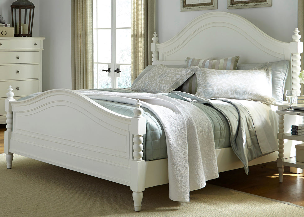Liberty Furniture | Bedroom King Poster Bed in Washington D.C, Northern Virginia 3382