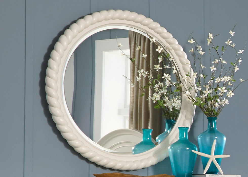 Liberty Furniture | Bedroom Rope Mirror in Richmond,VA 3367