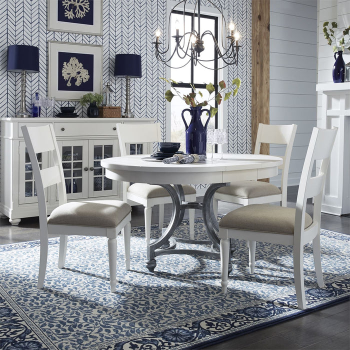 Liberty Furniture | Dining 5 Piece Round Table Sets in Winchester, Virginia 10750