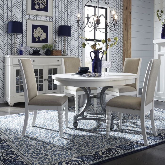 Liberty Furniture | Dining Opt 5 Piece Round Table Sets in Hampton(Norfolk), Virginia 10771