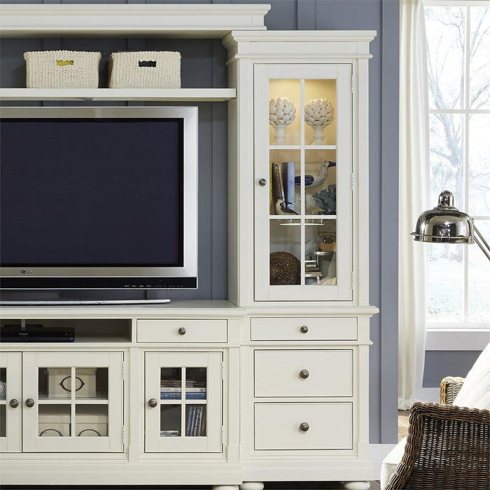 Liberty Furniture | Entertainment Center with Piers in New Jersey, NJ 4324