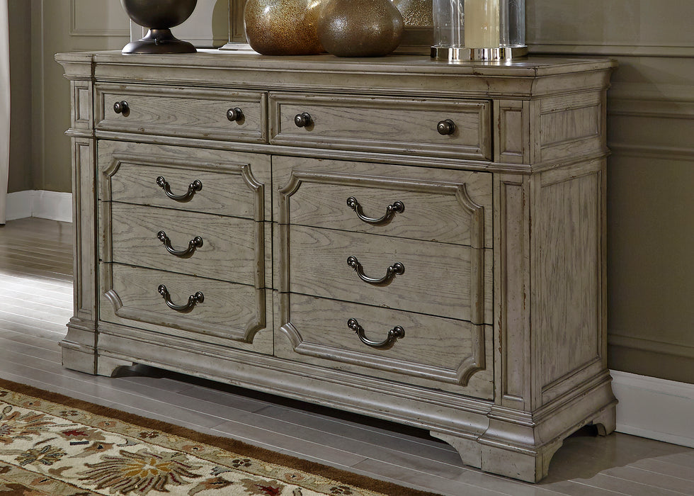 Liberty Furniture | Bedroom King Panel 5 Piece Bedroom Sets in Maryland 766