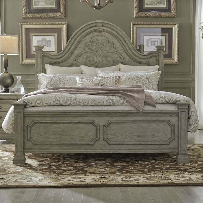 Liberty Furniture | Bedroom King Poster Beds in Charlottesville, Virginia 4791
