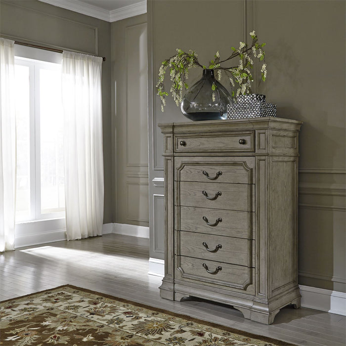 Liberty Furniture | Bedroom King Panel 5 Piece Bedroom Sets in Maryland 768