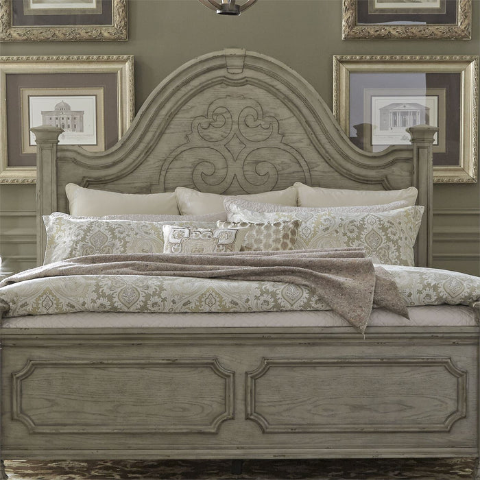 Liberty Furniture | Bedroom King Poster Beds in Charlottesville, Virginia 4794