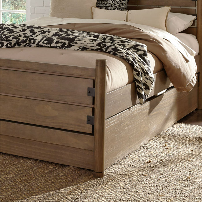 Liberty Furniture | Youth Full Poster Beds in Winchester, Virginia 2680