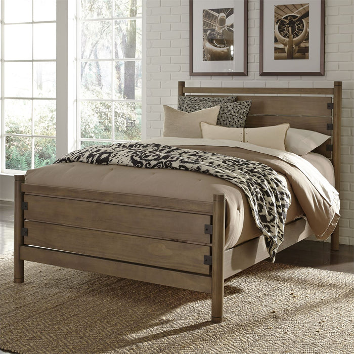 Liberty Furniture | Youth Full Poster Beds in Winchester, Virginia 2676