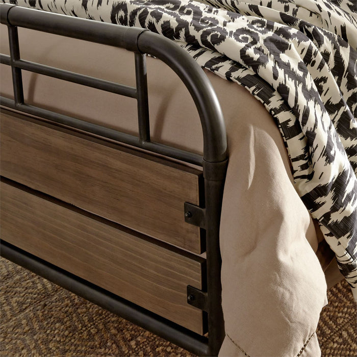 Liberty Furniture | Youth Twin Metal Beds in Richmond Virginia 2679