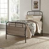 Liberty Furniture | Youth Twin Metal Beds in Richmond Virginia 2675