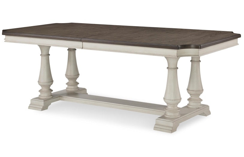 Legacy Classic Furniture | Dining 5 Piece Trestle Table Set in Baltimore, Maryland 3401