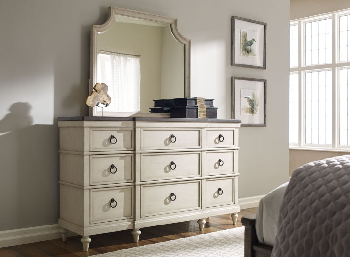 Legacy Classic Furniture | Bedroom Dresser & Mirror in Charlottesville, Virginia 2446