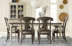 Legacy Classic Furniture | Dining Opt 7 Piece Trestle Table Set in New Jersey, NJ 3458