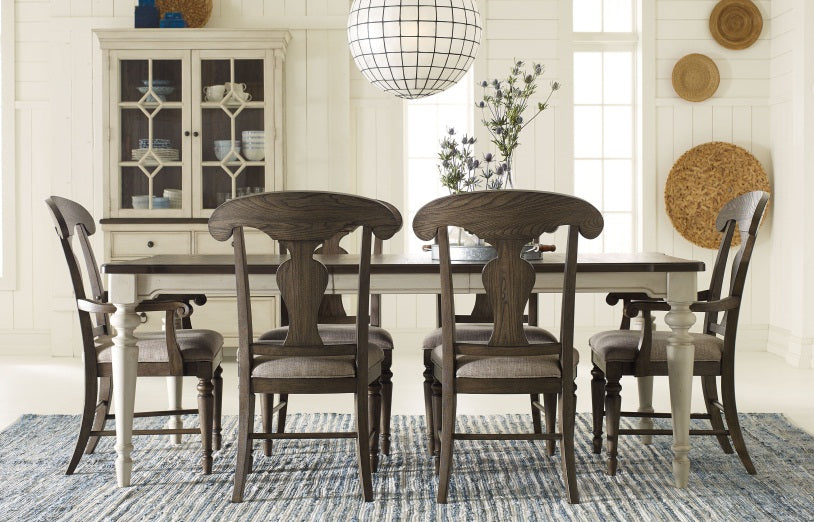 Legacy Classic Furniture | Dining Opt 7 Piece Trestle Table Set in New Jersey, NJ 3459