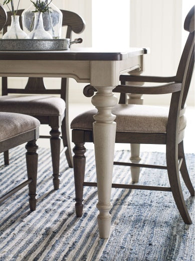 Legacy Classic Furniture |  Dining Leg Table in Richmond Virginia 3339