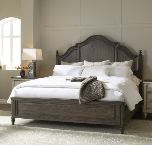 Legacy Classic Furniture | Bedroom King Panel 4 Piece Bedroom Set in Pennsylvania 2708