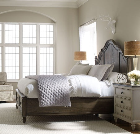 Legacy Classic Furniture | Bedroom King Panel Bed With Storage Footboard CA 6/0 in Frederick, Maryland 2456