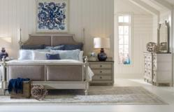 Brookhaven Bedroom Queen Uph 4 Piece Bedroom Set in Pennsylvania 3145