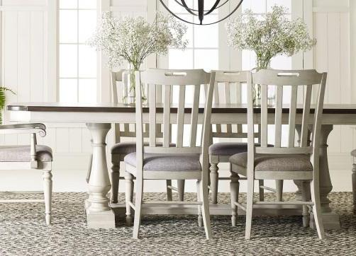 Legacy Classic Furniture | Dining 5 Piece Leg Table Set in Annapolis, Maryland 3371