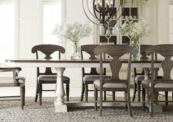 Legacy Classic Furniture | Dining Opt 5 Piece Trestle Table Set in Fredericksburg, VA 3405