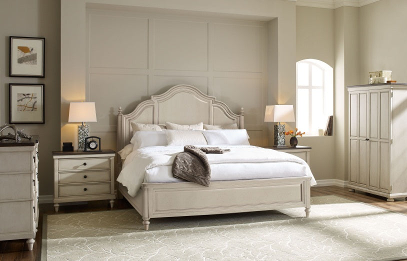 Legacy Classic Furniture | Bedroom King Panel 3 Piece Bedroom Set in Pennsylvania 2635